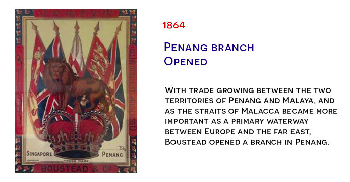 Boustead office in Penang