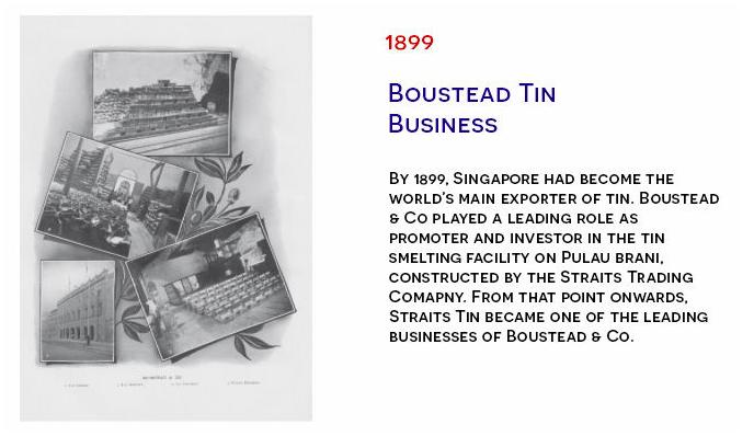 Boustead Tin business