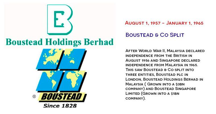Boustead & Co split