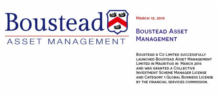 Boustead Asset Management