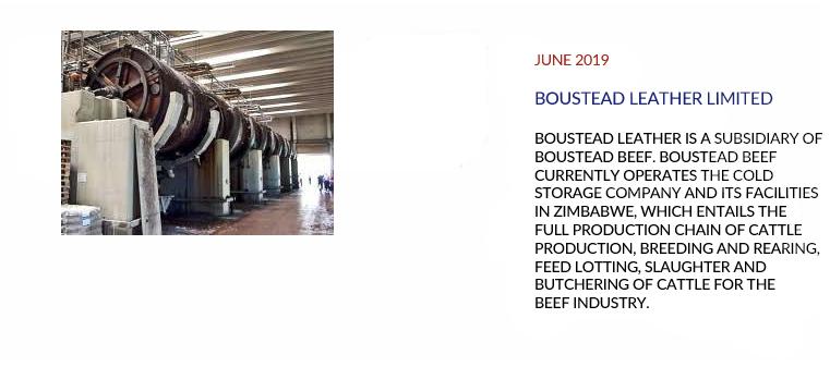 Boustead Leather