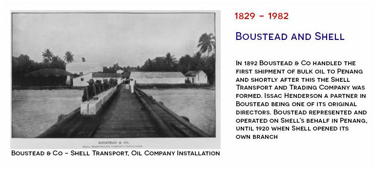 Boustead & Shell